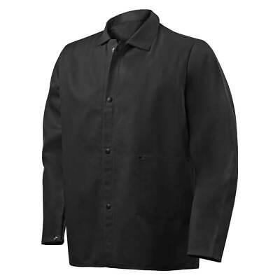 Steiner 1080-m 30 9oz. Black Fr Cotton Jacket Medium