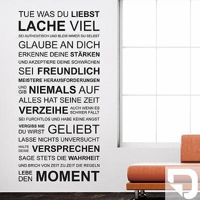 u liebst ... Wandbanner Motivation DESIGNSCAPE® (Liebe Banner)