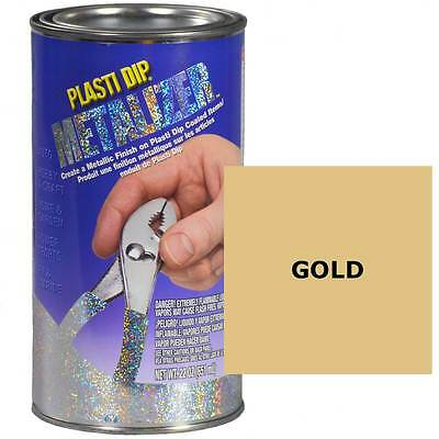 Performix 12222 Plasti Dip 22 Oz. Dip Can - Gold Metalizer