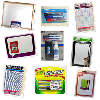 Dry Erase Boards And Marker Sets Home School Office