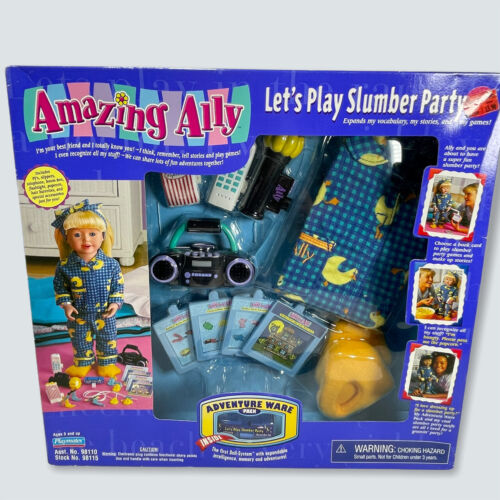 Vintage 2000 Playmates AMAZING ALLY LET