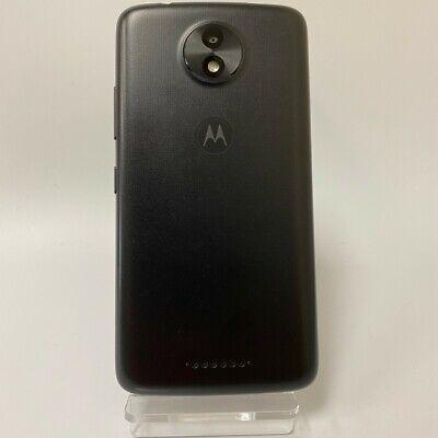 MOTOROLA MOTO C 16GB Dual-SIM - Black - Unlocked - Smartphone Mobile Phone
