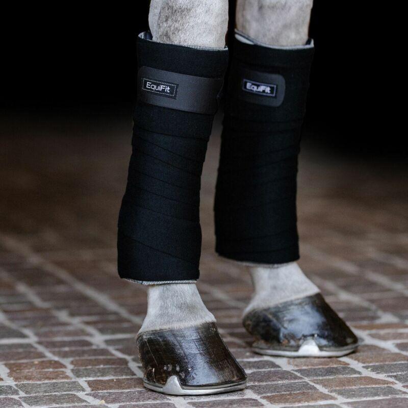 EquiFit Standing Bandage - Black
