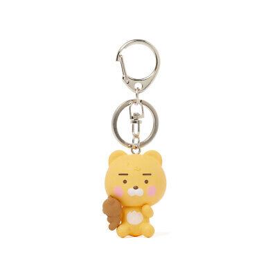 KAKAO FRIENDS Figure Keyring Keychain [Little Ryan]