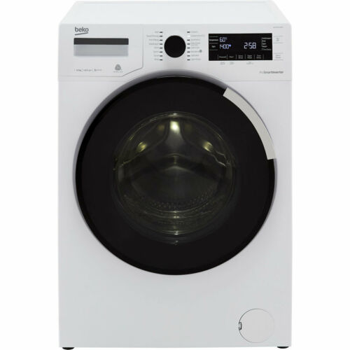 Beko WY124PT44MW A+++ Rated 12Kg 1400 RPM Washing Machine White New