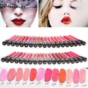 Maquillaje-Duradero-Mate-Brillo-Labial-Liquido-Labial-Lip-Plumper