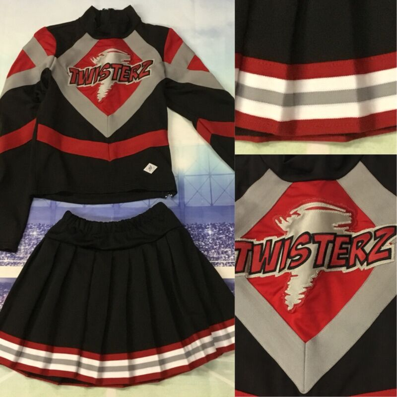 Real Cheerleading Uniform Youth Large