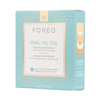 Foreo Make My Day UFO Activated Masks - 7 count