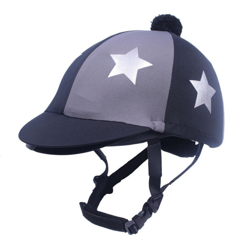 QHP Vegas Helmet Cover - Elegant black & grey QHP