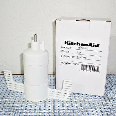 NEW KITCHENAID KFP13EW EGG WHIP FOR KFP1333 AND KFP1344 PROCESSORS