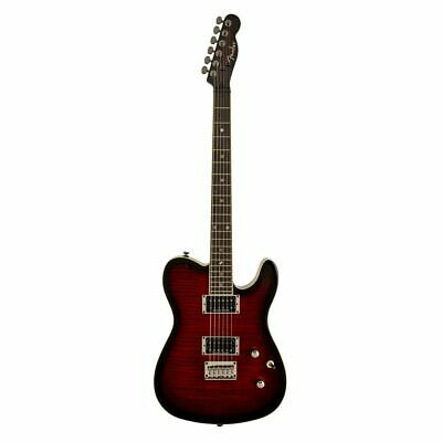 Fender Especial Edición Custom TELECASTER Fmt Hh Bcb - Guitarra Eléctrica