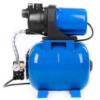 Rotfuchs® Hauswasserwerk 600 Watt Pumpe Wasserpumpe Gartenpumpe Wasserwerk Haus