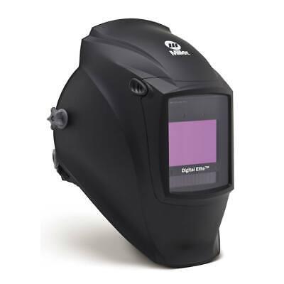 Miller 281000 Digital Elite Welding Helmet With Clearlight Lens Black