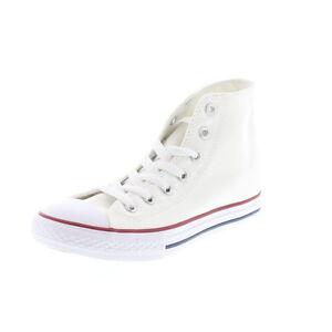 Scarpe Converse All Star Total White con Borchie 31