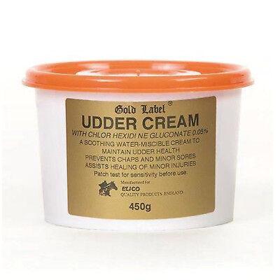 Gold Label Udder Cream 450g for sale  Banbury