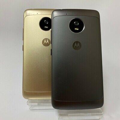 MOTOROLA MOTO G5 16GB Black / Gold -  Unlocked - Smartphone Mobile Phone
