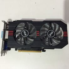 Like New ASUS GTX 750 Ti OC 2GB Carlton Melbourne City Preview