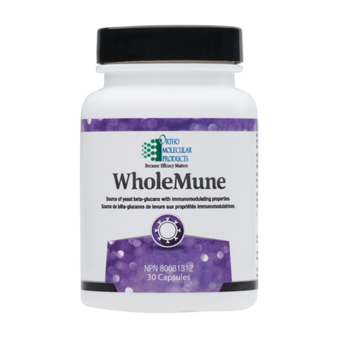 Ortho Molecular -WholeMune-Immune Health 30 capsules