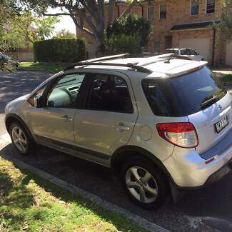Immaculate - 2009 Suzuki Adventure SX4 Hatchback Maroubra Eastern Suburbs Preview