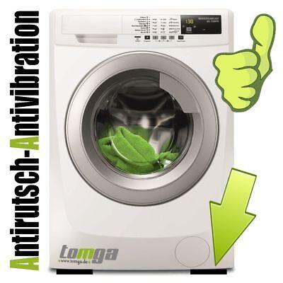 Antirutschmatte Unterlage für Waschmaschine Antivibrationsmatte als Pad Bad
