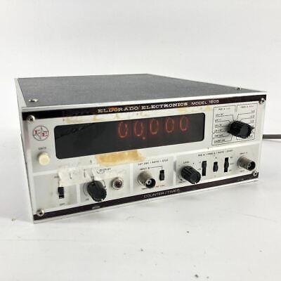Eldorado 1605 Frequency Countertimer