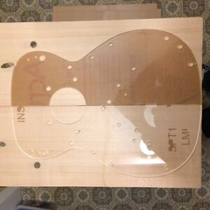 Sitka Spruce acoustic guitar tops