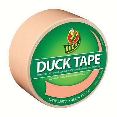 Duck Tape Solid Color Just Peachy Duct Tape 1.88 X 20 Yds