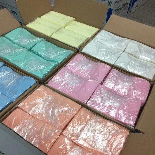 3 Ply 13x18 Dental Patient Bib Tattoo Towel (Bag of 50 Bibs) (Made In EUR)
