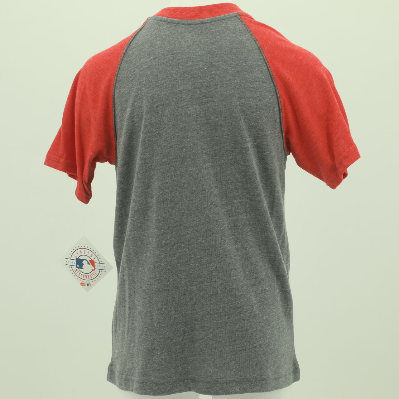 Cincinnati Reds baseball Official Merchandise MLB Youth T-Shirt Raised  Letters 2edbad7631f