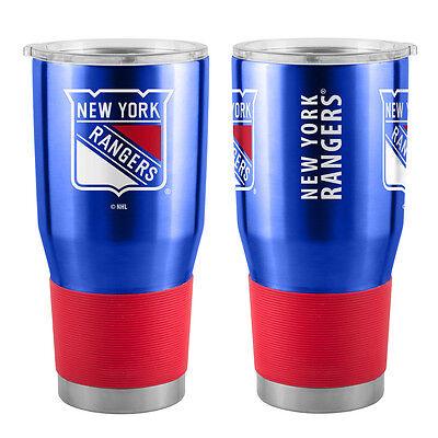 (New Yorl Rangers 30oz Ultra Travel Tumbler [NEW] NHL Cup Mug Coffee Tea)