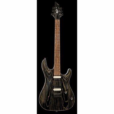 CORT KX300 Guitarra Eléctrica Etched Negro Oro