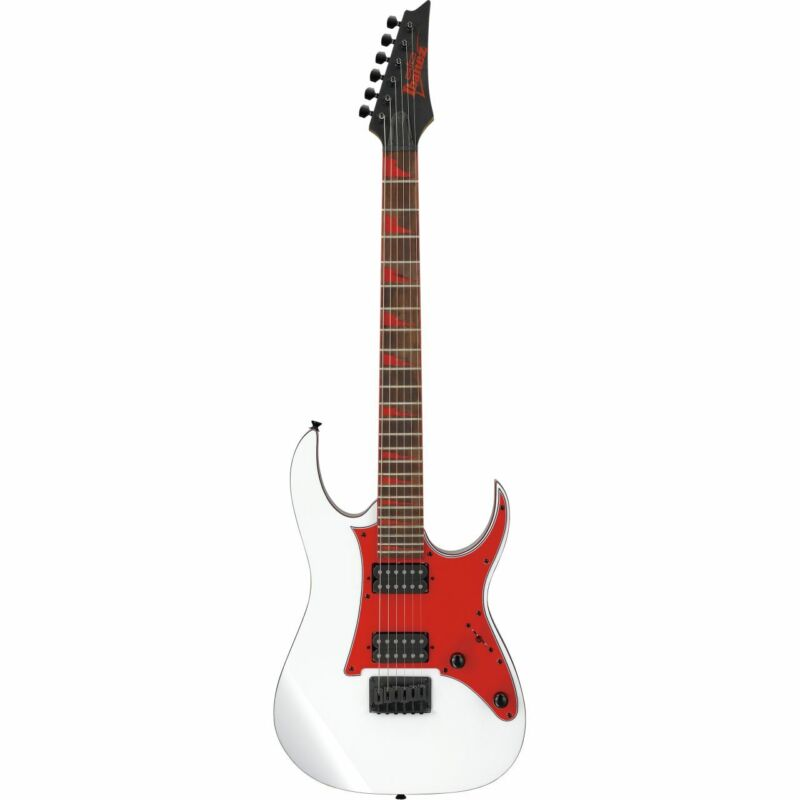 IBANEZ GRG131DX-WH E-Guitar IN White
