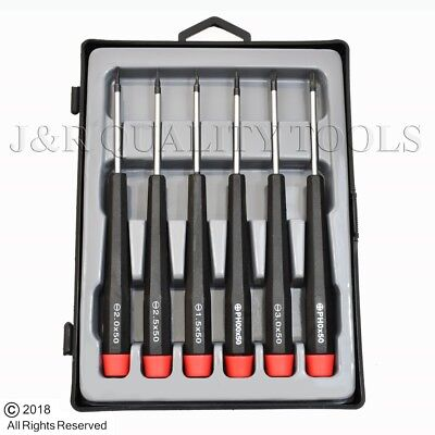 7 pc Precision Screwdriver Set Jeweler Phillips Flat Head Ma