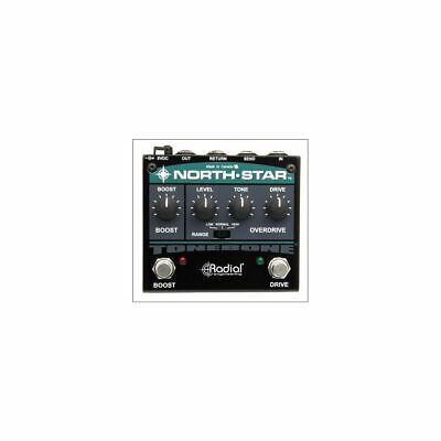 Tonebone North Star - Clean Overdrive/Power Booster & Fx Loop