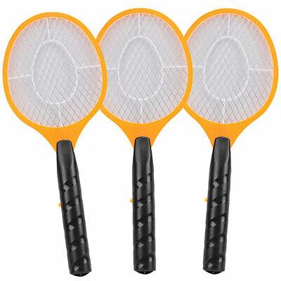 3 Piezas Eléctrico Matamoscas Atrapamoscas Mücken-falle Elimina Insectos