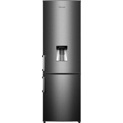 Fridgemaster MC55264DB A+ Fridge Freezer 70/30 Free Standing 55cm Black New