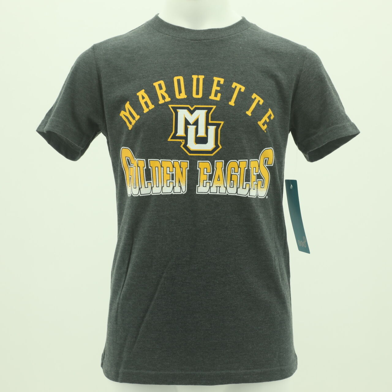 8aa0890b1e038e Details about Marquette Golden Eagles Official NCAA Apparel Kids Youth Size  T-Shirt New Tags