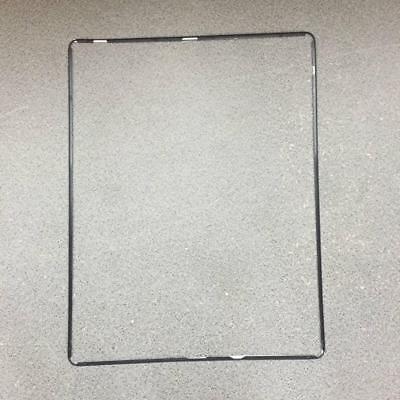 Lcd Plastic Bezel - New iPad 2 3 4 Digitizer LCD Screen Bezel Plastic Middle Frame + Adhesive Black