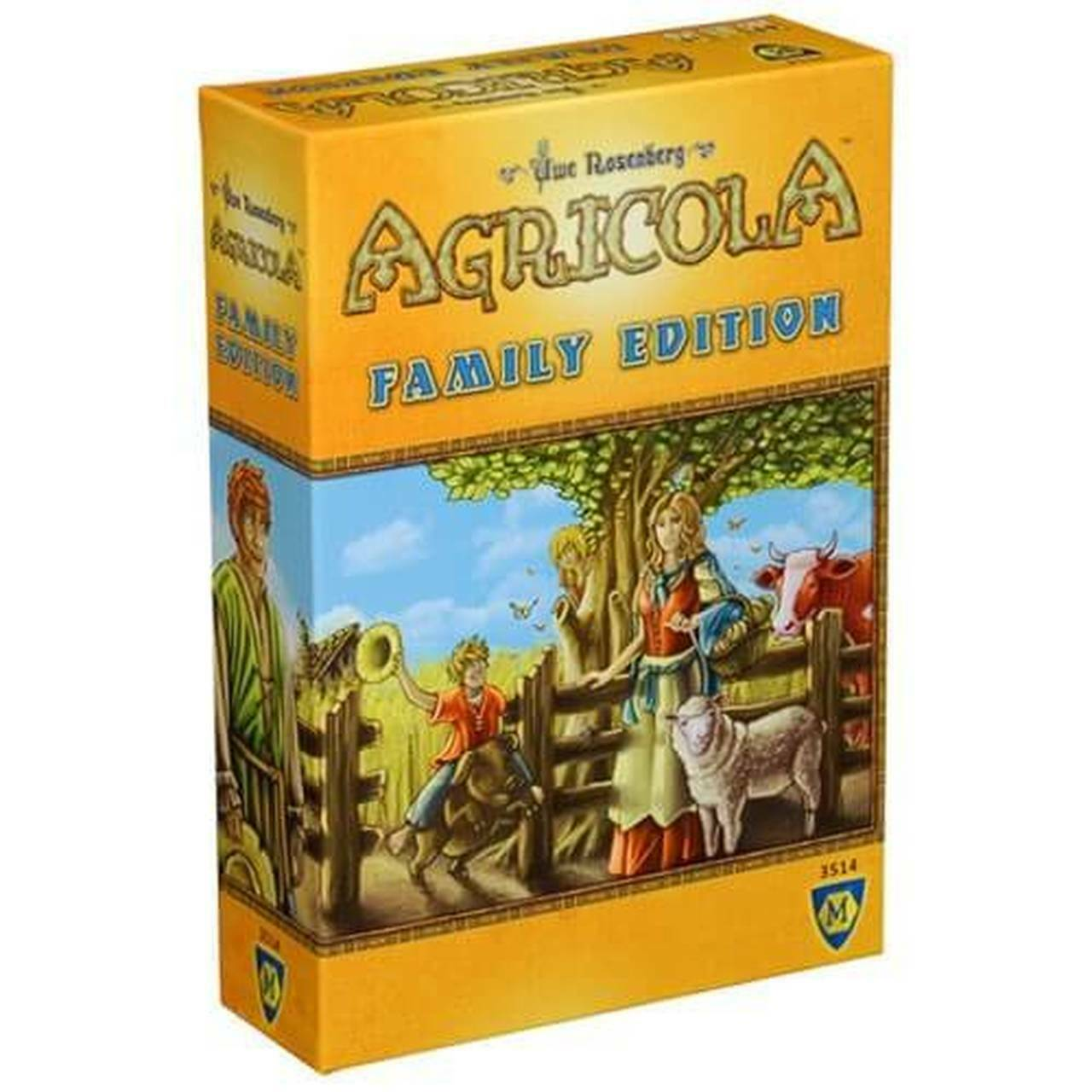 Agricola: Family Edition Board Game Brand New