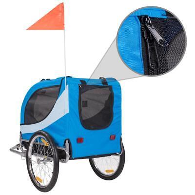 HAPPYPET Hunde Fahrrad-Anhänger M Hundetransporter Hundeanhänger Tier FARBWAHL