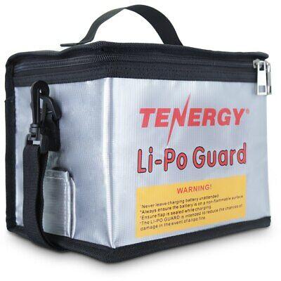 Tenergy Lipo Battery Safe Guard Fireproof Explosionproof Bag