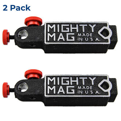 Mighty Mag 400-1 Magnetic Base 2 Pack
