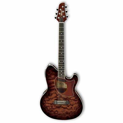 IBANEZ TCM50-VBS Talman Guitarra Acústica Eléctrica En Vintage Brown Sunburst