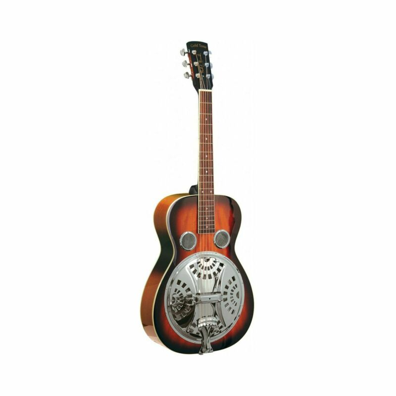 GOLD TONE Paul Beard Signature Resonator Guitar With Pickup