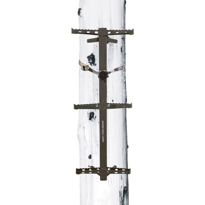 Hawk HWK-HC2082 Treestands Ranger Traction 3 Pack Climbing Sticks, Mud Camo