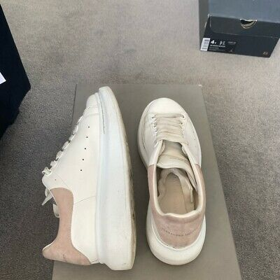 alexander mcqueen trainers Size 3.5