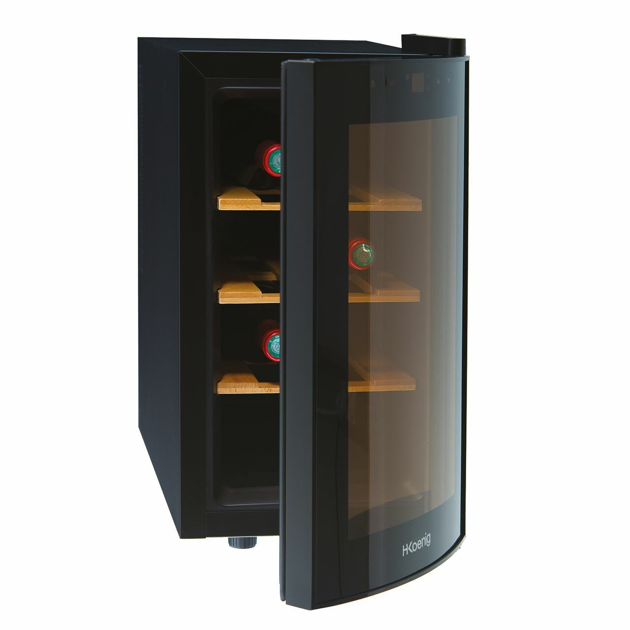 Wine Fridge For 8 Bottle Hkoenig AGE8WV EEK B (Spektrum: a To D)