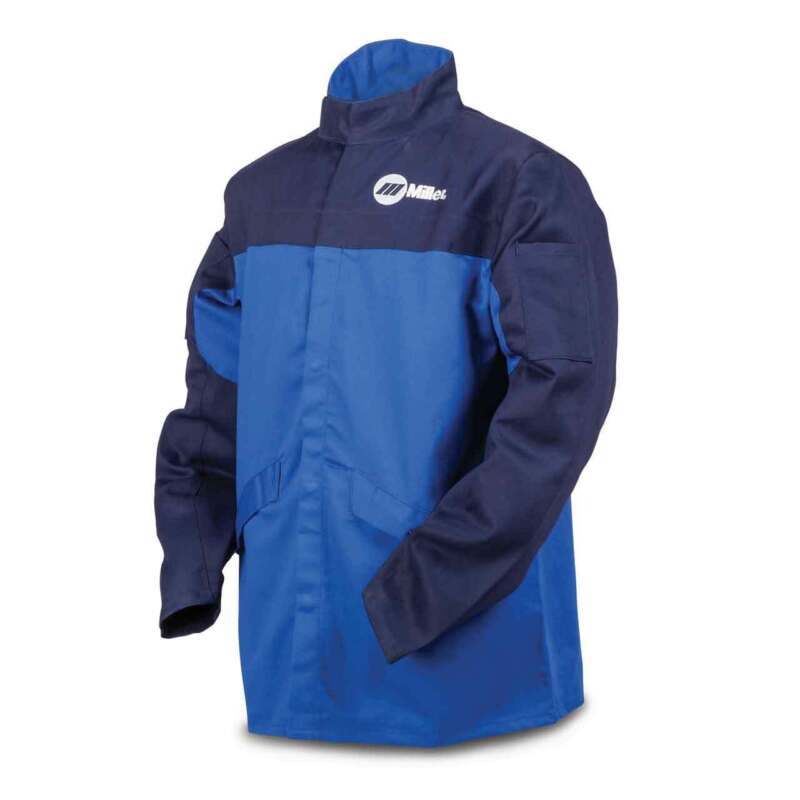Miller 258098 Indura Cloth Welding Jacket Large