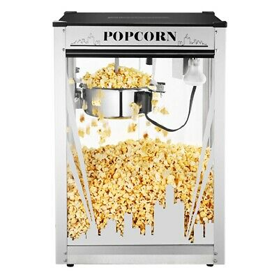 Great Northern Popcorn Bar Style Popcorn Popper Commercial Style 8 Oz