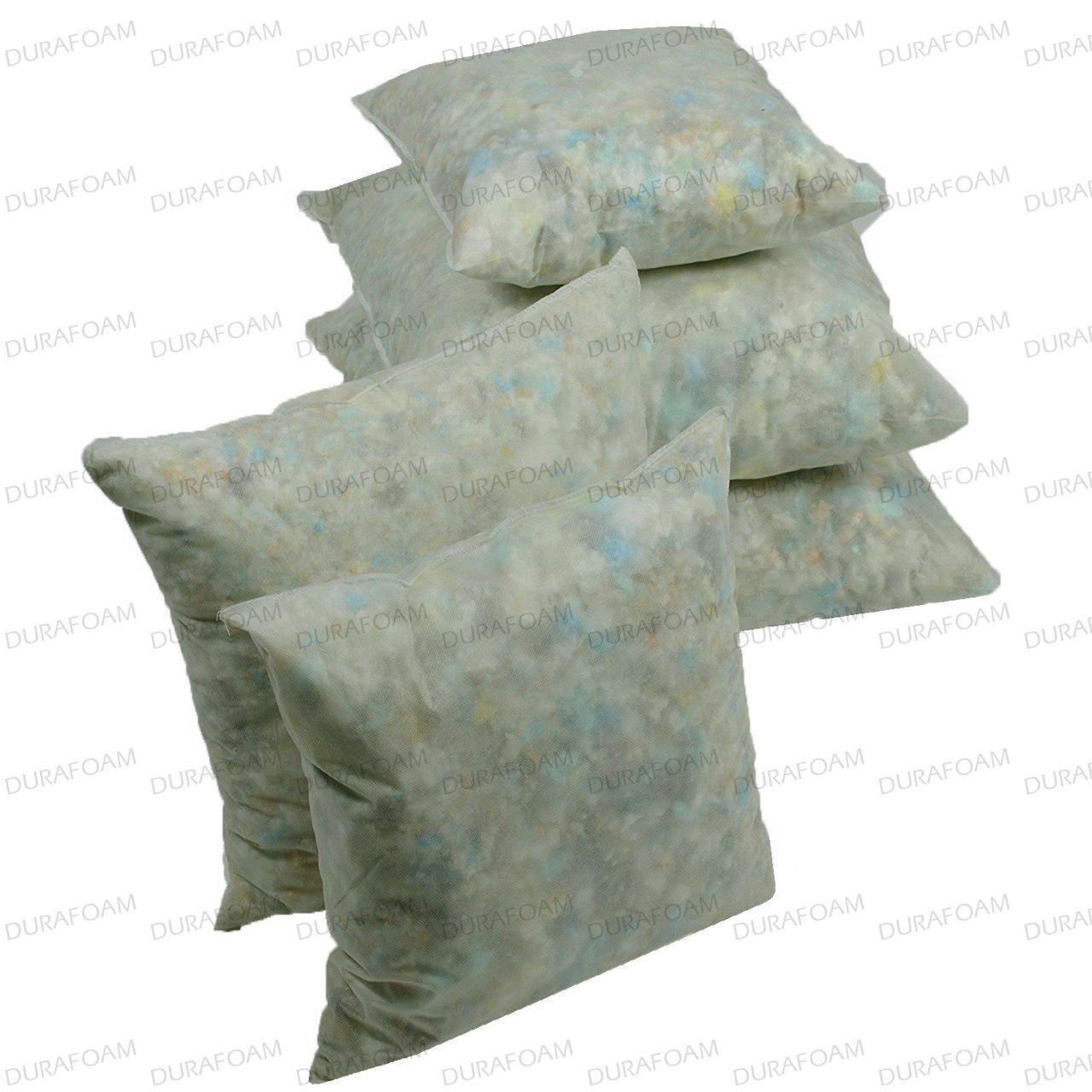 "Cushion Insert Pads - Soft Foam Shred - All Sizes 14"" x 14"""